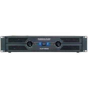 American DJ VLP1500 power amplifier