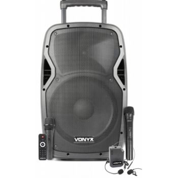 VONYX AP1200PA Portable Sound System  12
