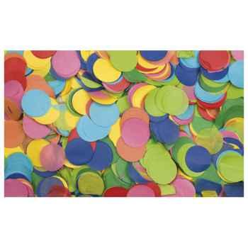 Showtec Show Confetti Round Multicolor 1Kg 60912
