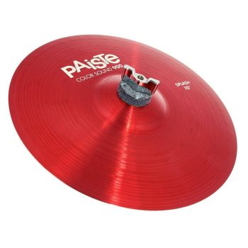 Paiste 10 900 CS RED SPLASH