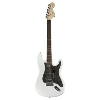 Fender Squier Affinity Serie Stratocaster HSS Olympic White