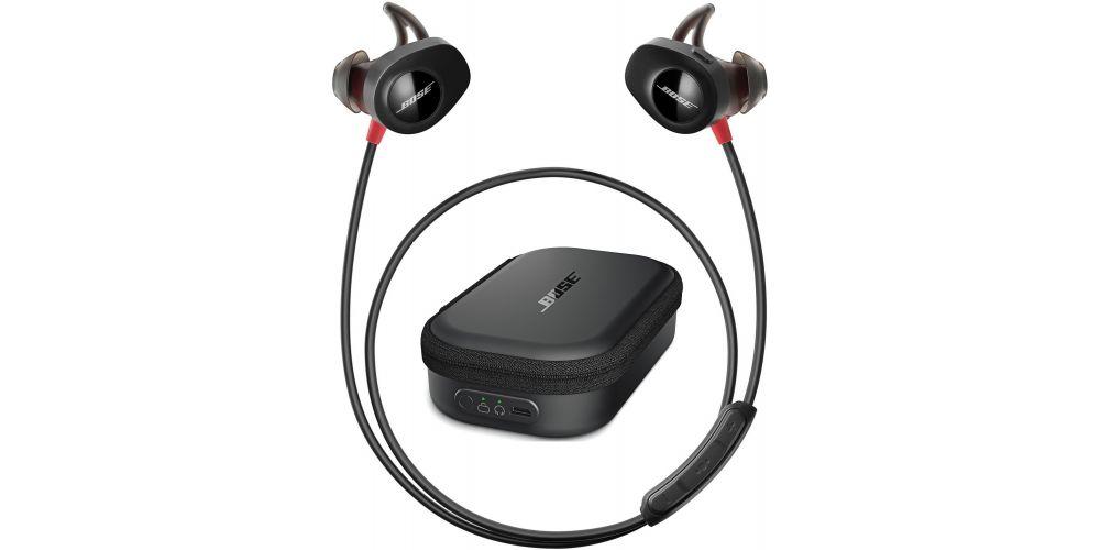 bose soundsport wireless charging case bluetooth