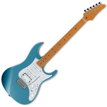 Ibanez AZ2204-ICM Prestige Japan Ice Blue Metallic + Estuche
