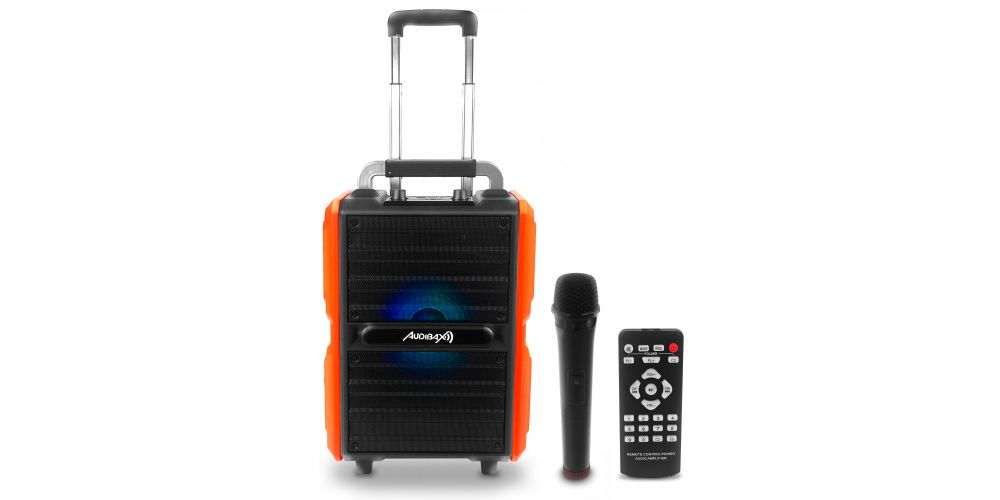 audibax port 10 orange oferta