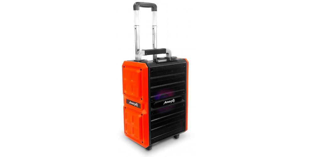 audibax port 10 orange vhf