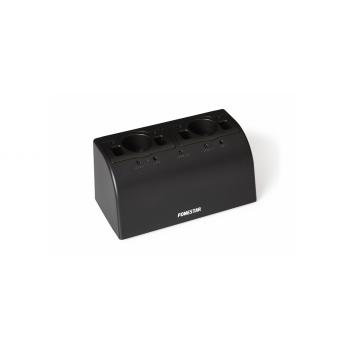 Fonestar MSC-2 Cargador micrófonos inalámbricos