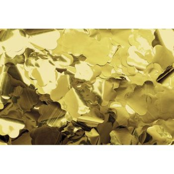 Antari Gold Metallic Confetti Flower 1Kg