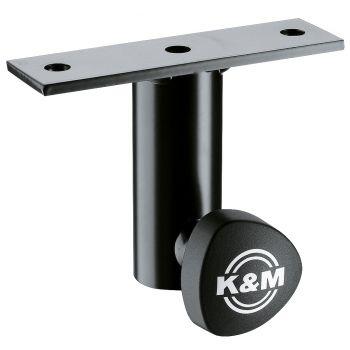 Konig & Meyer 24281 Adaptador Para Soporte De Altavoz Negro