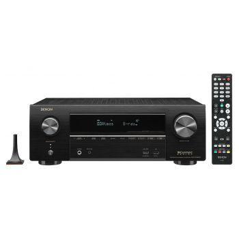 DENON AVR-X1600 Receptor Audio/ Video Home Cinema AVRX1600