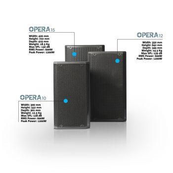 dB Technologies OPERA 12 Altavoz Activo