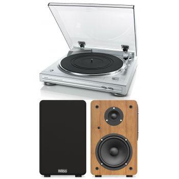 Denon DP29+Wiibo NEO 100 Conjunto Audio Bluetooth