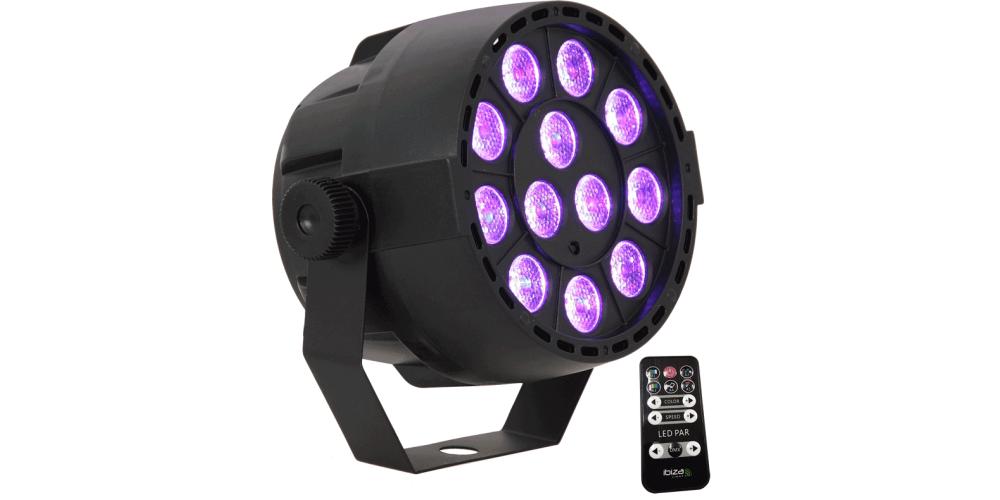 Ibiza Light PAR BAT RGB3