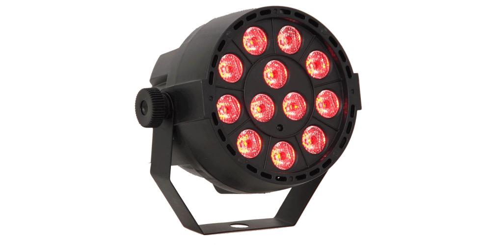 comprar foco led Ibiza Light PAR BAT RGB3