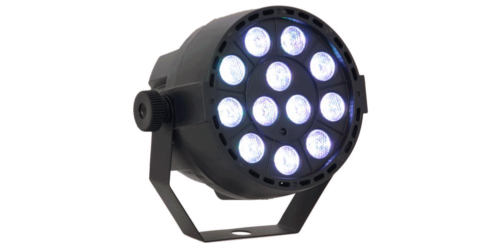 foco led Ibiza Light PAR BAT RGB3