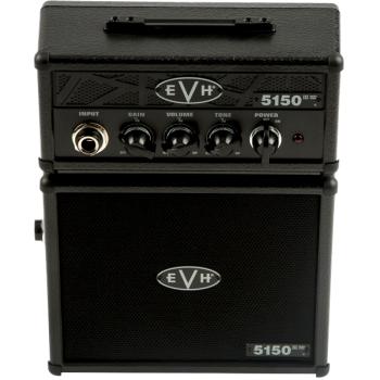 EVH 5150III Micro Stack Stealth Como para Guitarra Black