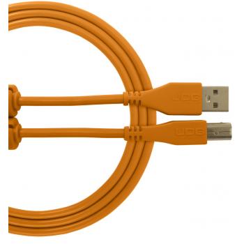 Udg U95002OR Ultimate Cable USB 2.0 A-B Orange 2 Metros