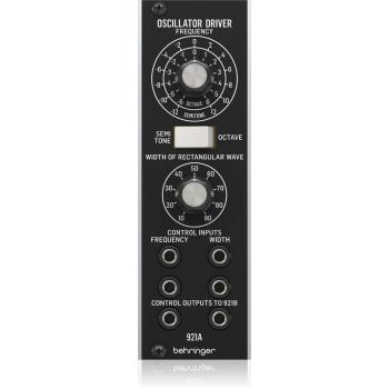 BEHRINGER 921A Control Oscilador Modulo Sintetizador System 55