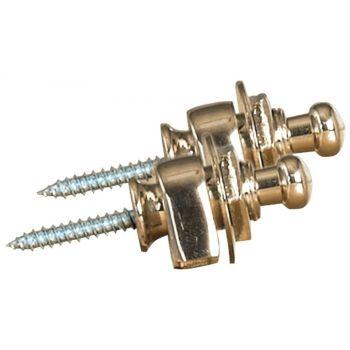 Gewa 555110 Cinturón de Seguridad F&S Security Lock Niquelado