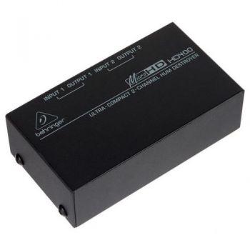 BEHRINGER HD400 CARACTERISTICAS