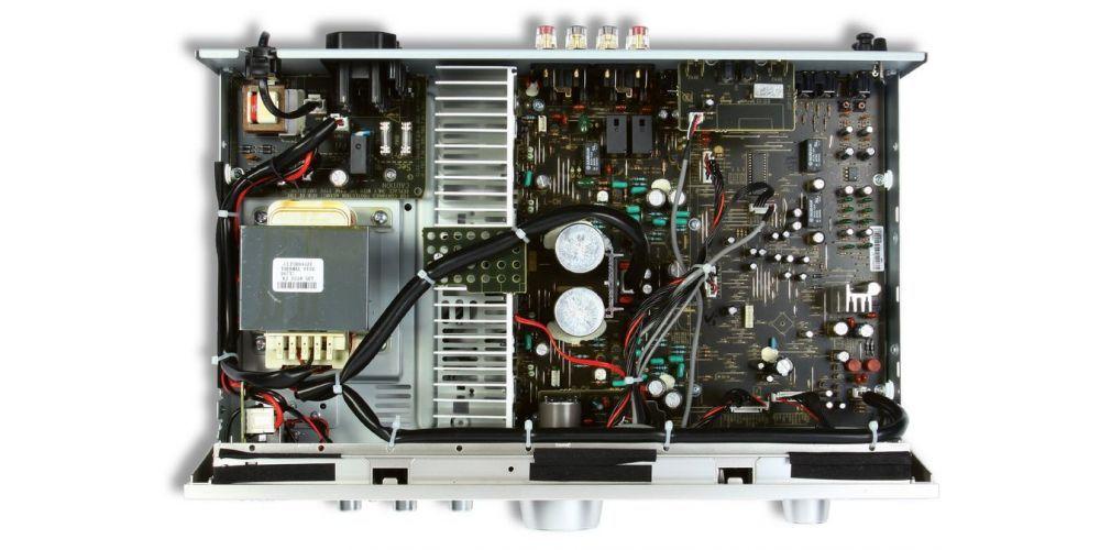 denon pma 720ae amplificador fabricacion