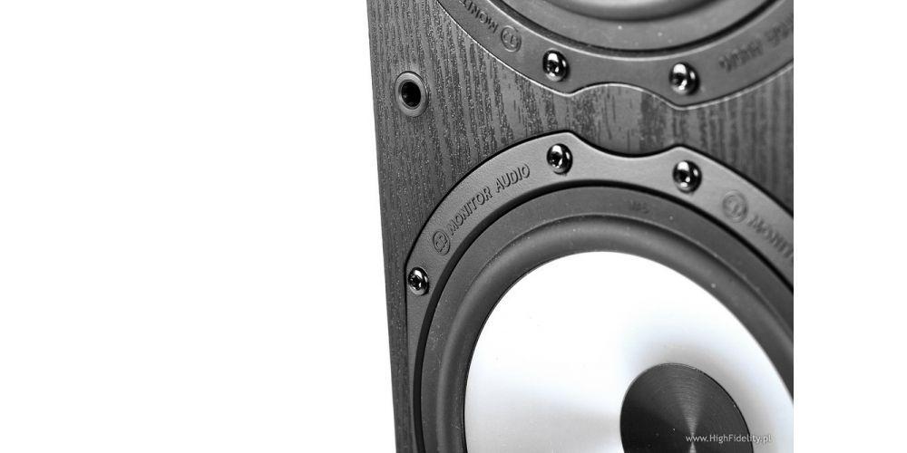 monitor audio mr6 detalle altavoz