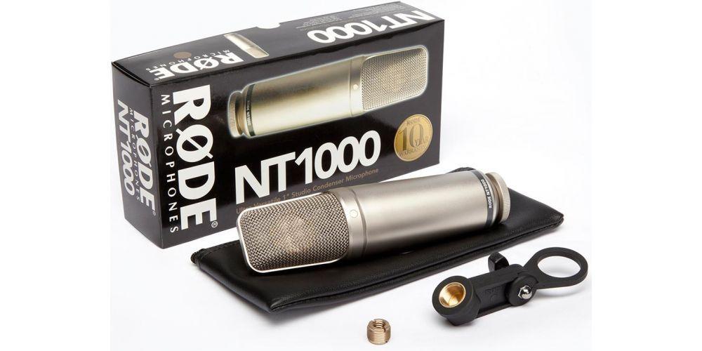 comprar Rode NT1000