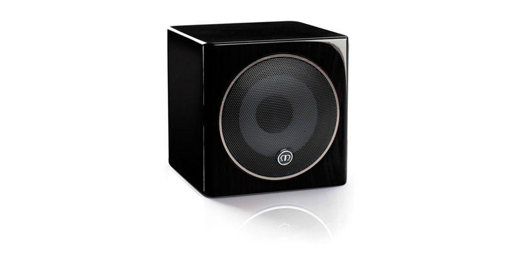 radius 45 black monitoraudio