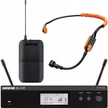 SHURE BLX14RE SM31 H8 Microfono inalambrico de Diadema