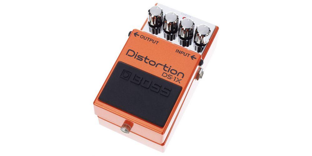 Boss DS 1X Pedal Distorsion