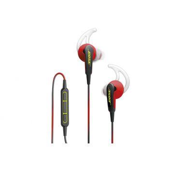 Bose Soundsport IE MFI Auriculares para DeporteRojo