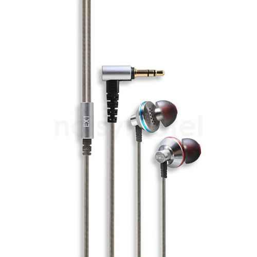 FIIO EX1 Auriculares IN EAR Silver