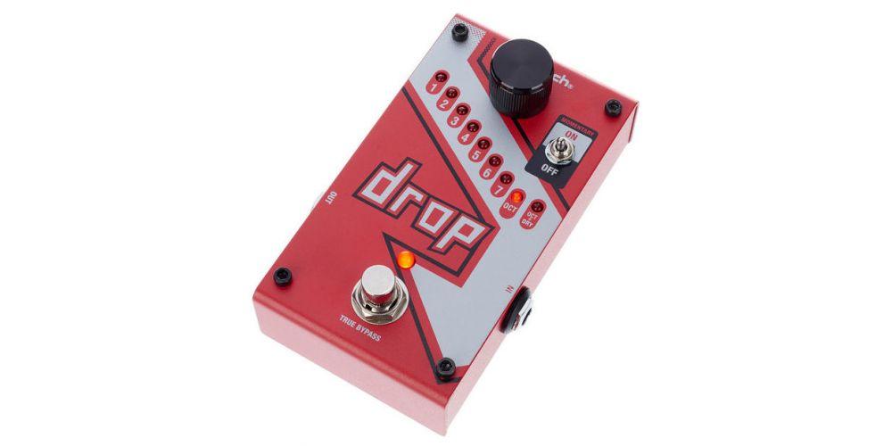 DigiTech The Drop Pedal de efectos