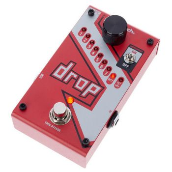 DigiTech The Drop Pedal de efectos
