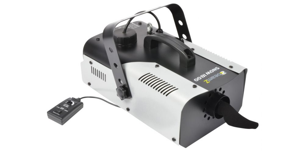 BEAMZ SNOW1800 Maquina de nieve 160563