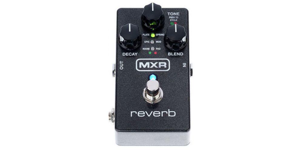 mxr m300 reverb front