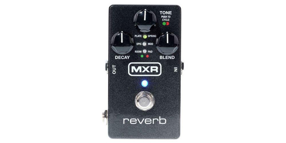 mxr m300 reverb pedal dunlop