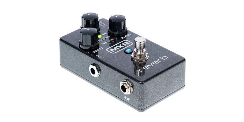 pedal mxr m300 reverb
