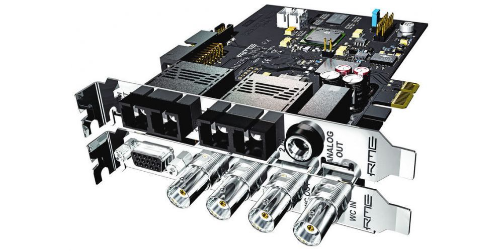 comprar interface HDSPE MADI FX