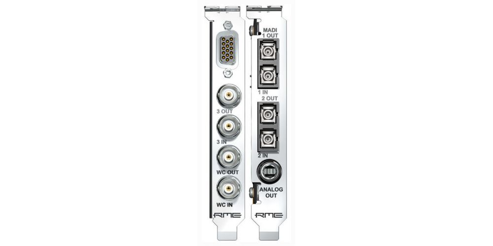 RME HDSPE-MADI FX Interfaz de Audio PCI-Express