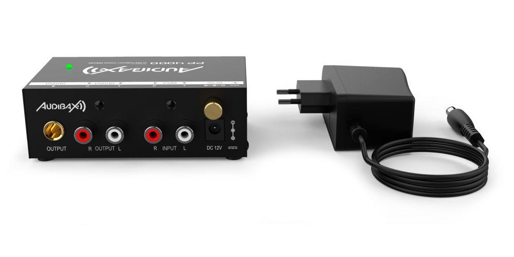 comprar audibax pp4000 accesorios