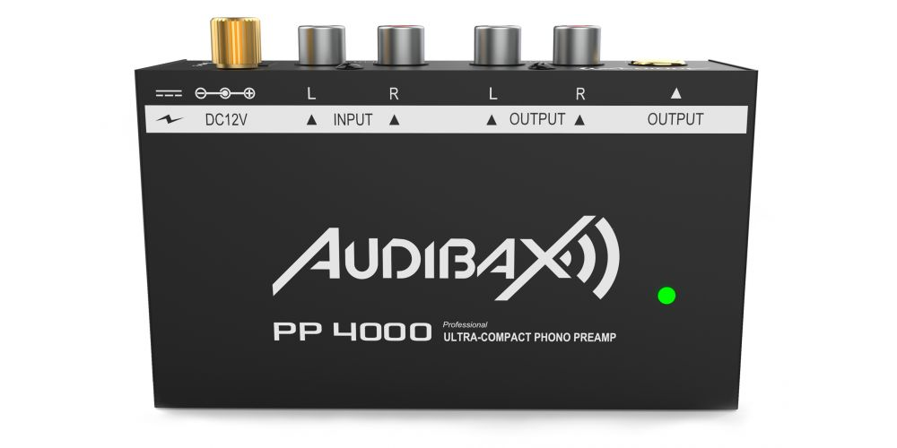comprar audibax pp4000