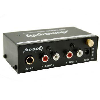 Audibax PP4000 Previo Phono RIAA. Interruptor ON/OFF ( REACONDICIONADO )