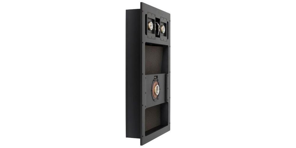 monitor audio IV140 altavoz invisible empotrable black
