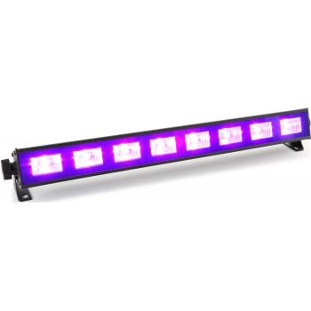 Beamz BUV93 Barra de LED 8x3W UV 153270