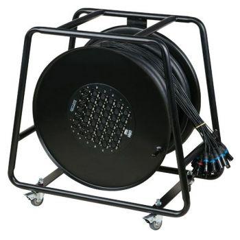 DAP Audio CobraX Carro para escenario 32/8 30m