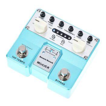 Mooer Reverie Reverb pedal