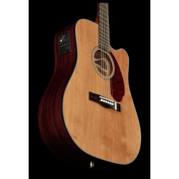 Fender CD-140SCE Natural + Estuche ( REACONDICIONADO )