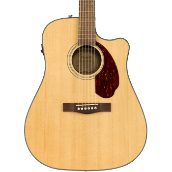 Fender CD-140SCE Natural + Estuche Guitarra Acústica