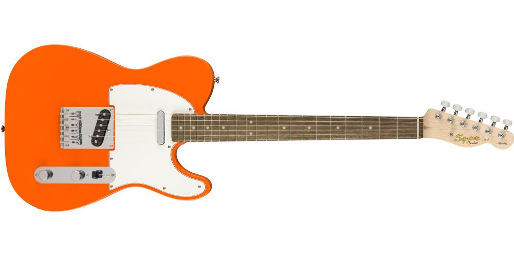 Fender Squier Affinity Telecaster LRL Competition Orange