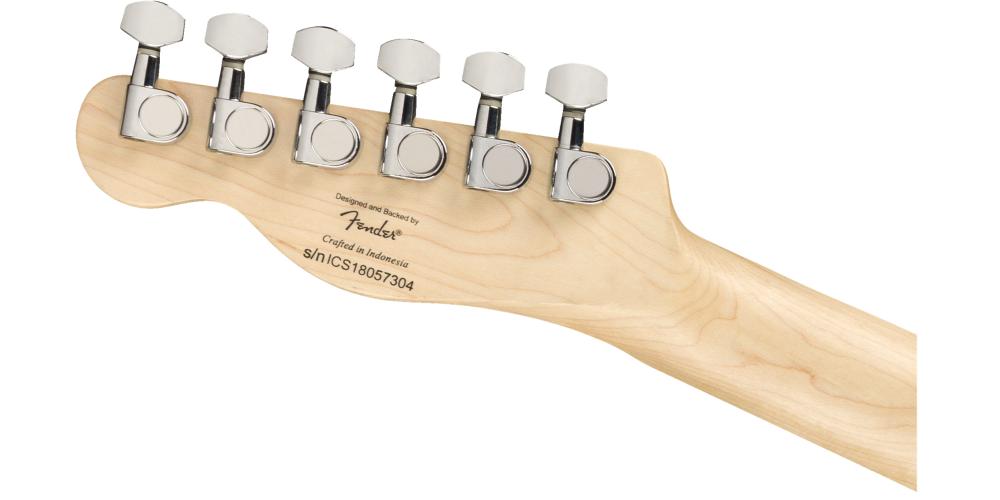 Fender Squier Affinity Telecaster LRL Orange comprar